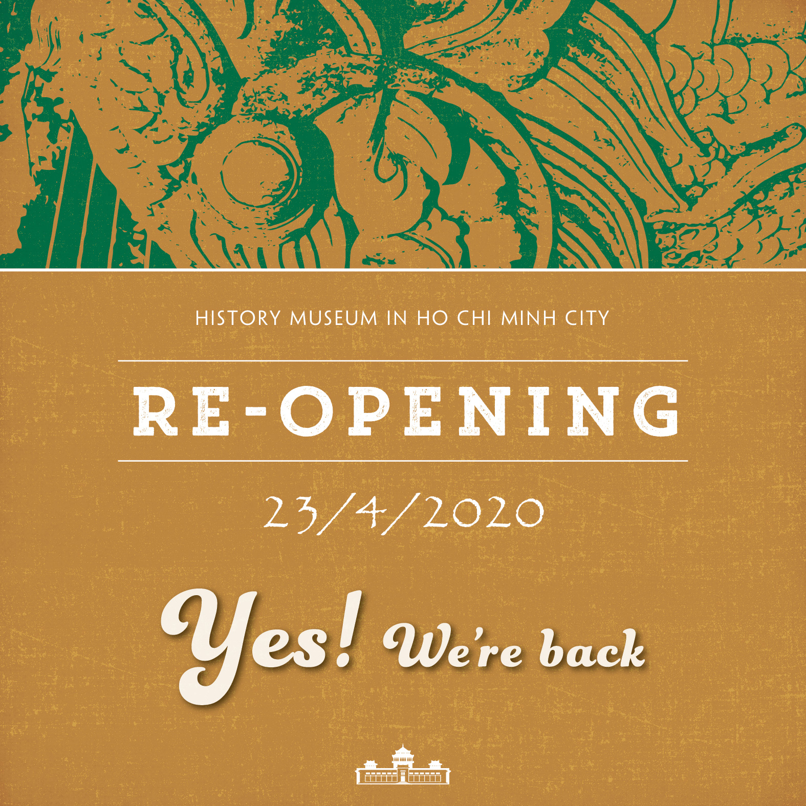 NOTICE OF RE-OPENING